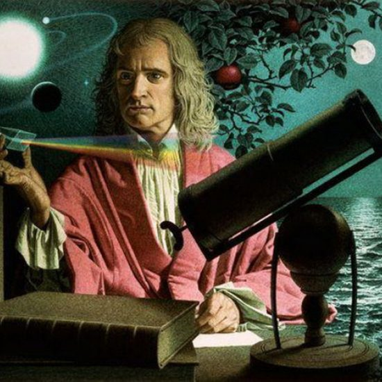 Talenten volgens Isaac Newton