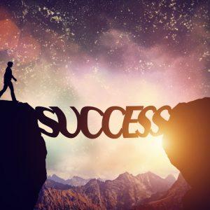 4 stappen naar succes