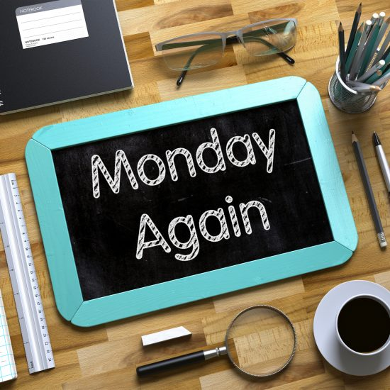 maandag