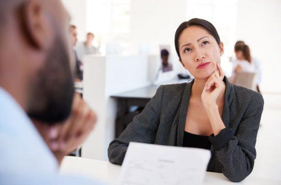 vragen stellen op het einde van een sollicitatiegesprek