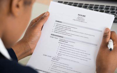 Sollicitatietraining – Stop het geknoei met je CV en motivatiebrief